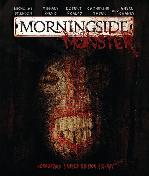 Morningside Monster - HorrorPack Limited Edition SIGNED Blu-ray #15