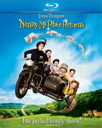 Nanny McPhee Returns Blu-ray