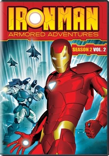 Iron Man: Armored Adventures - Season 2, Vol. 2 DVD