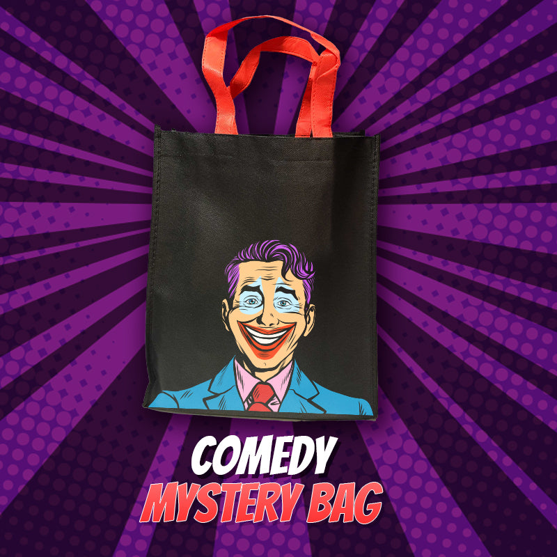 Comedy DVD Mystery Bag (12 Discs)