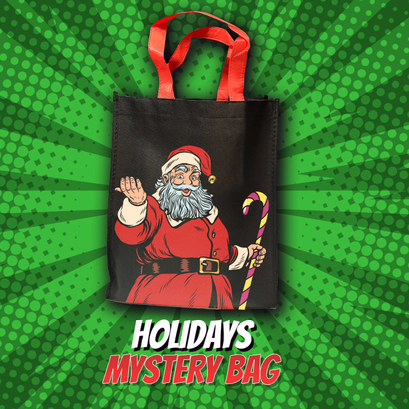 Holiday Mystery Bag (10 Discs)