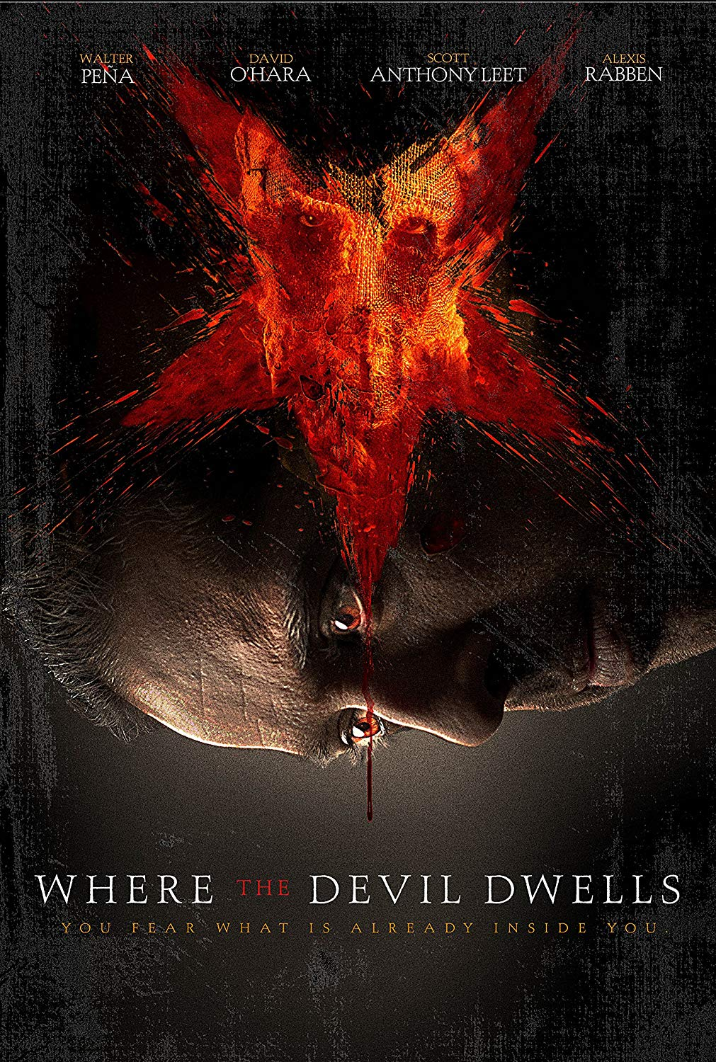 Where the Devil Dwells DVD