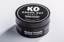 KO Styling Pomade, KnockOut , Singapore brand, Sg Pomade, Argan Oil, Healthy Hair Shine, Stong Hold, Easy Wash