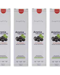 Aronia Treasure, strong natural antioxidant - two months