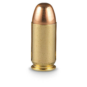 GECO, .40 S&W, FMJ, 180 Grain, 50 Rounds - 293842, .40 S&W Ammo at ...
