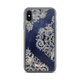 iPhone X - Navy Mandala