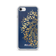 iPhone 7 - Gold Leaves Mandala