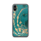 iPhone X - Jade Luxe Marble