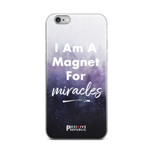 iPhone 6 Plus - Miracles Collection - Positive Republic
