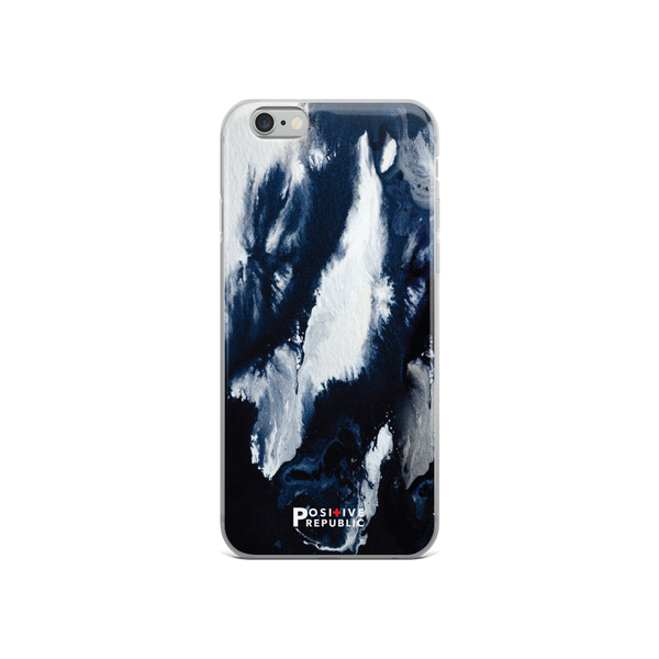 iPhone 6 - Navy Marble