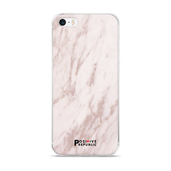 iPhone SE - Rose Gold Marble