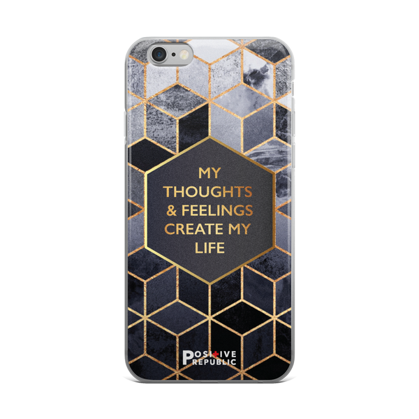 iPhone 6 Plus - Thoughts & Feelings Collection - Positive Republic