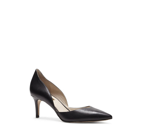 Jacee Point-Toe Pump - Black