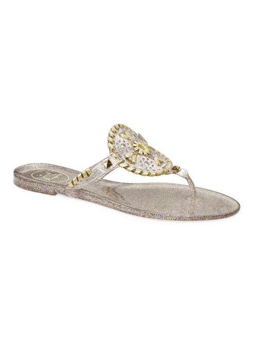 Sparkle Georgica Jelly Sandal