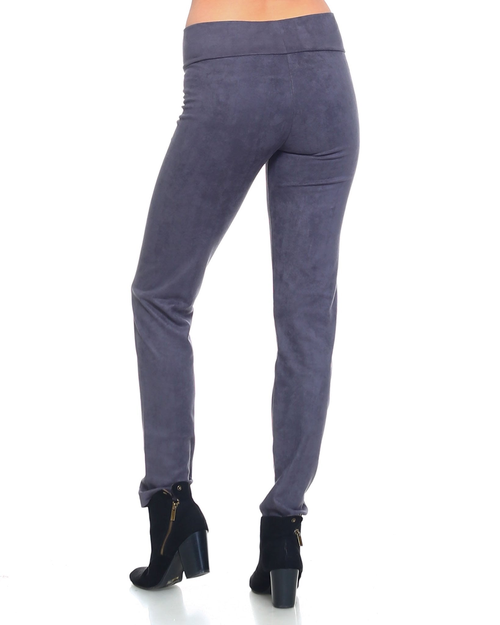 Annelise Leggings - Charcoal