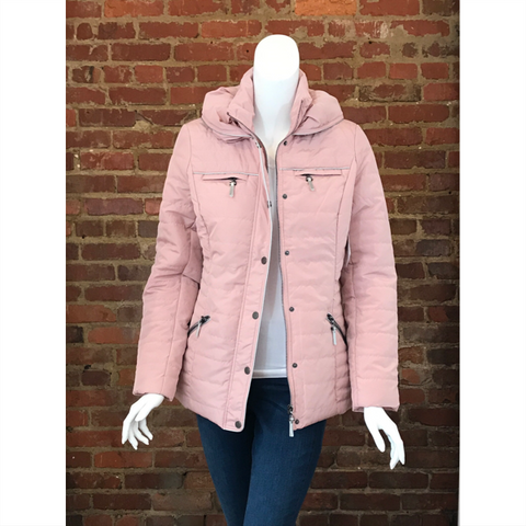 Carmen Jacket - Soft Pink