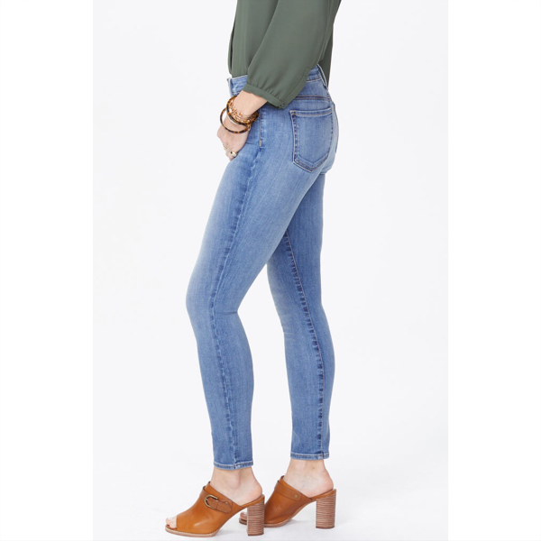 Ami Skinny Ankle Jeans - Clean Cabrillo