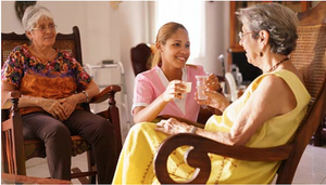Finding Long-Term Care for a Person with Alzheimer's (NIH)