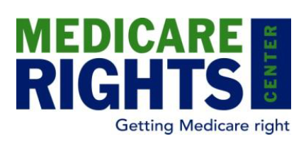 Medicare FAQ | National Council on Aging