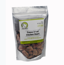 Freeze Dried Raw Chicken Hearts