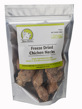 Freeze Dried Raw Chicken Necks