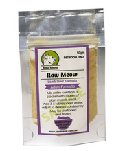 Raw Meow Mix Adult Cat Formula - Lamb