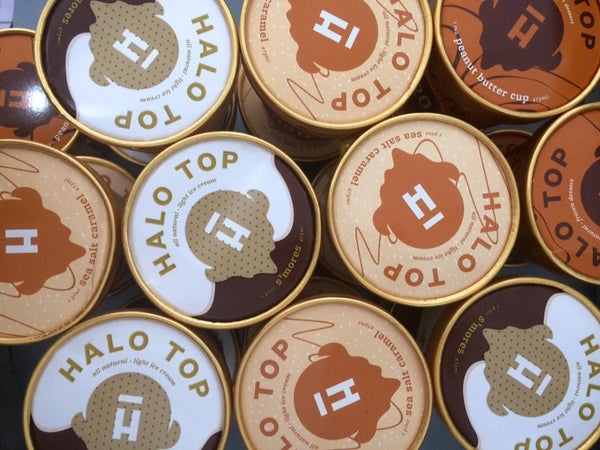 HALO TOP IS HERE !! #hallelujah