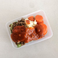 Beef Mince (Regular) - Fit Fast Food Geelong