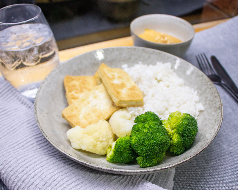 Tofu (Large) - Fit Fast Food Geelong