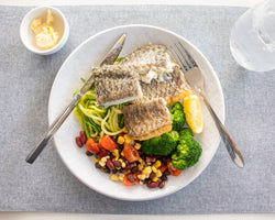 Barramundi (Large) - Fit Fast Food Geelong