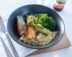 Salmon (Regular) - Fit Fast Food Geelong