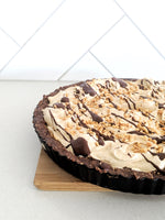 """Snickers"" Pie - Fit Fast Food Geelong"