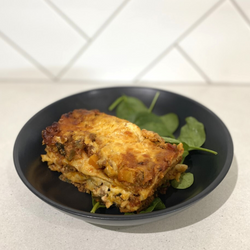 Home Made Beef Lasagne - Fit Fast Food Geelong