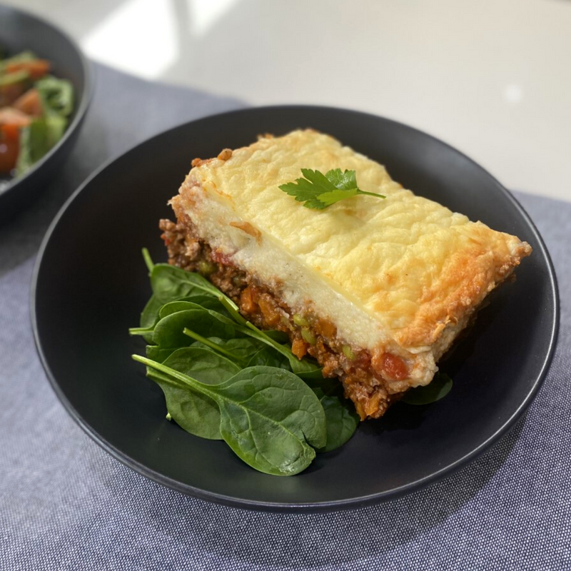 Keto Friendly Shepherds Pie