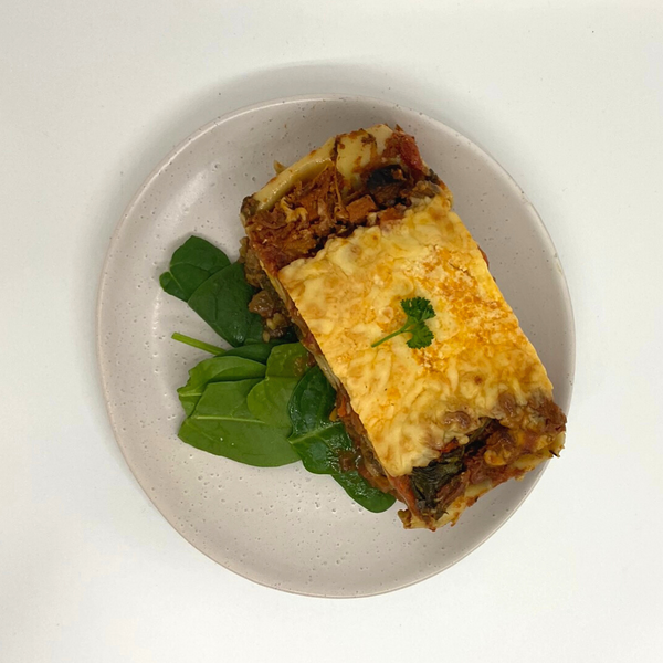 Home Made Vegetable Lasagne