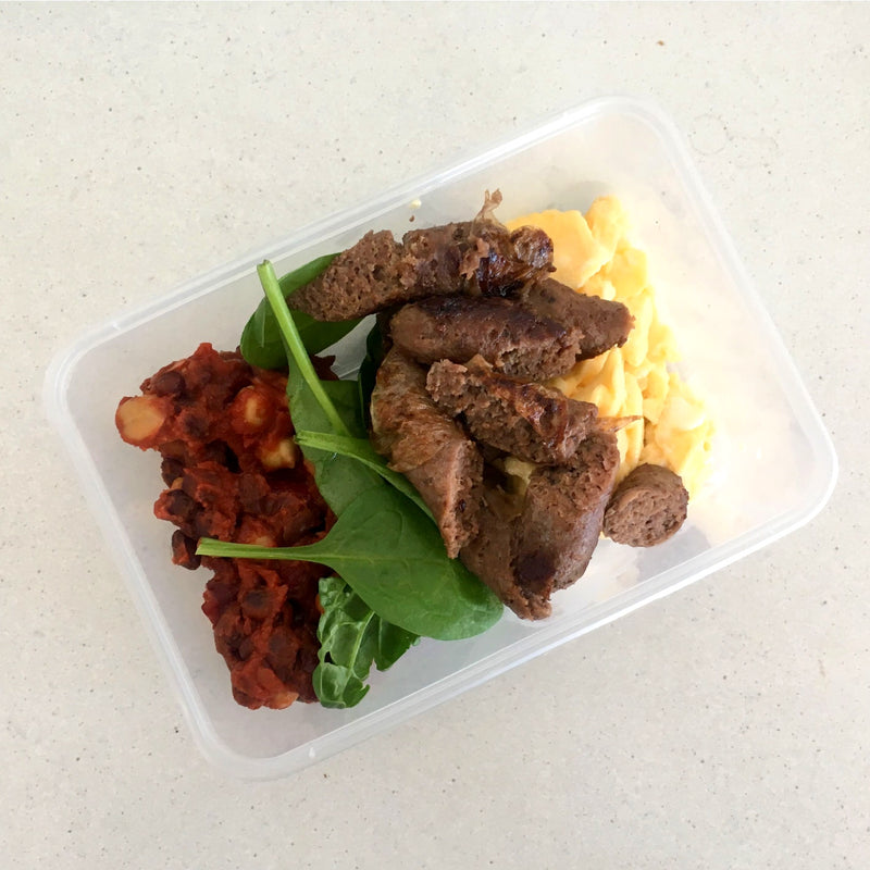 (R) Build Your Brekky - Fit Fast Food Geelong