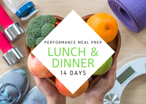 PERFORMANCE | 14 Days - Fit Fast Food Geelong