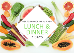 PERFORMANCE | 7 Days - Fit Fast Food Geelong