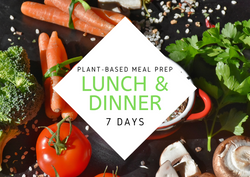 P L A N T | 7 Days | 14 REG MEALS - Fit Fast Food Geelong