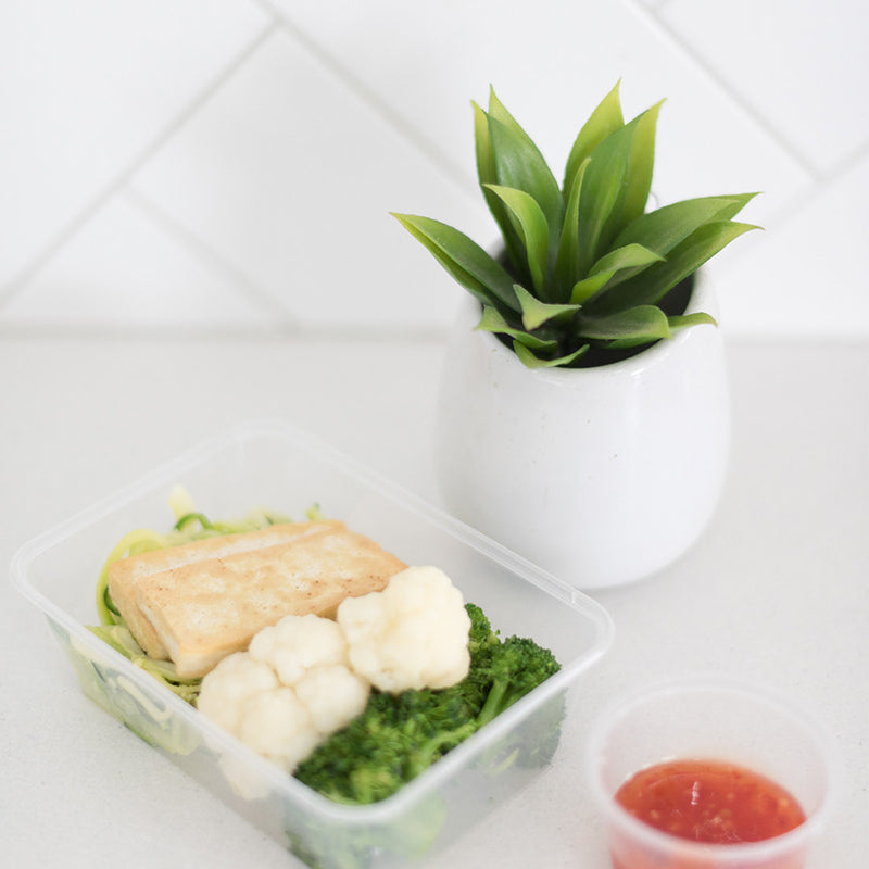 Tofu (Regular) - Fit Fast Food Geelong