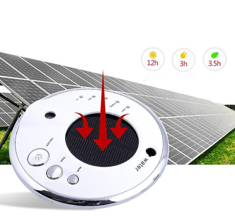 Solar Car Air Purifier - Gadget City Club