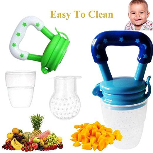 Baby Pacifier Fruit Feeder - Gadget City Club