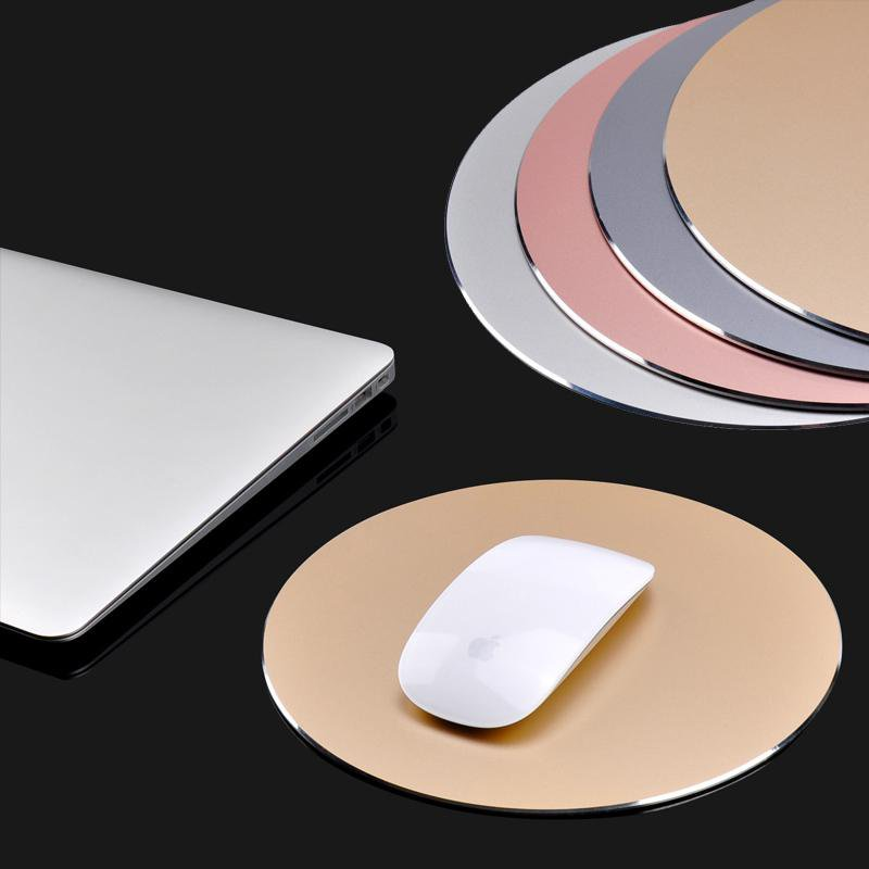 Aluminum Anti-Slip Mouse Pad - Gadget City Club