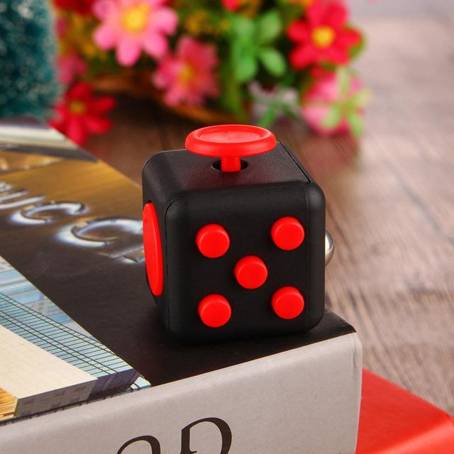 Fidget Toy Cube - Gadget City Club