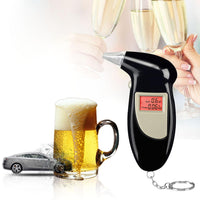 Portable Alcohol Breathalyzer - Gadget City Club