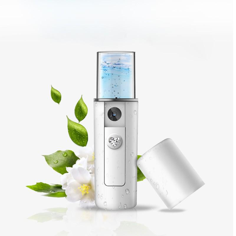 Rechargeable Portable Moisturizing Facial Mister - Gadget City Club