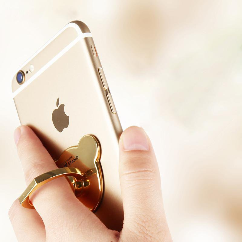 Finger Ring Phone Holder - Gadget City Club