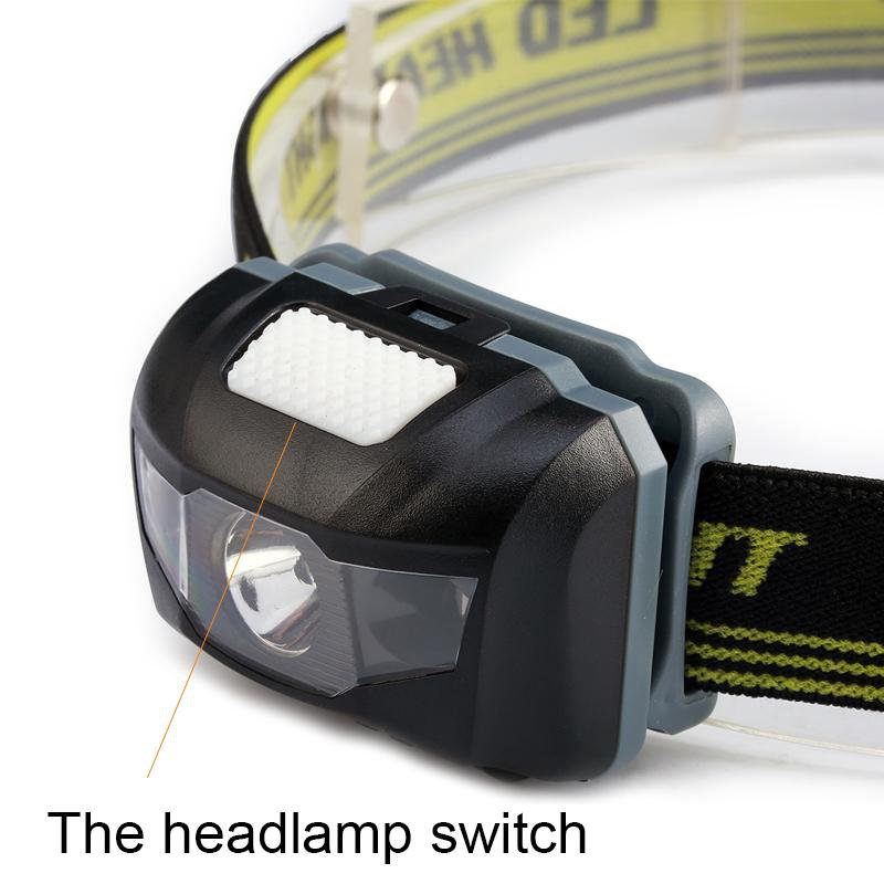Infrared Ray Headlight Bicycle Light - Gadget City Club