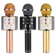 Bluetooth Wireless Karaoke Microphone