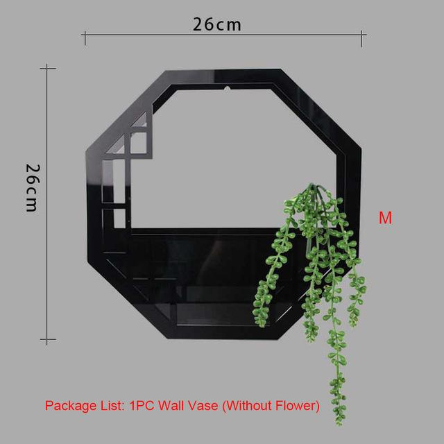 Oriental Wall Hanging Planter - Gadget City Club